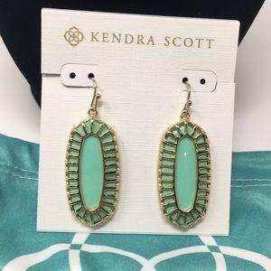 Kendra Scott Dayla Earrings GUC